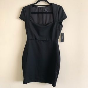 Dresses & Skirts - NWT Lulus black dress size medium